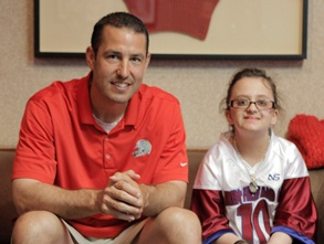 fickell lauren Ohio State's Luke Fickell Joins Honorary Board