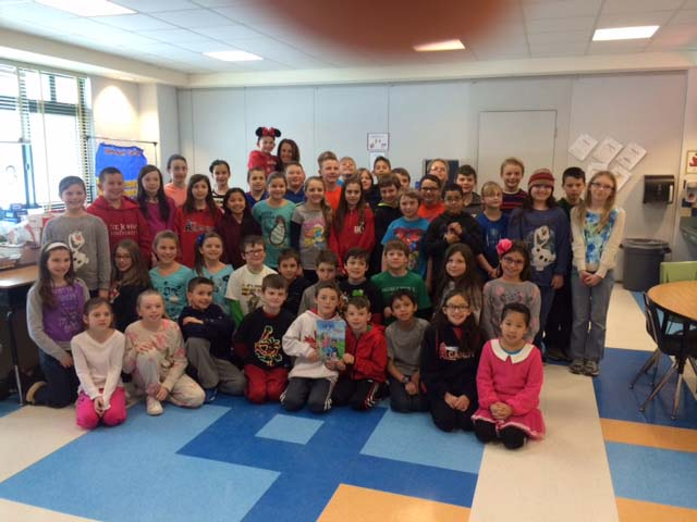 Cquest fifth graders